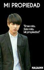 Mi Propiedad [BTS - Jungkook] by Nasainn