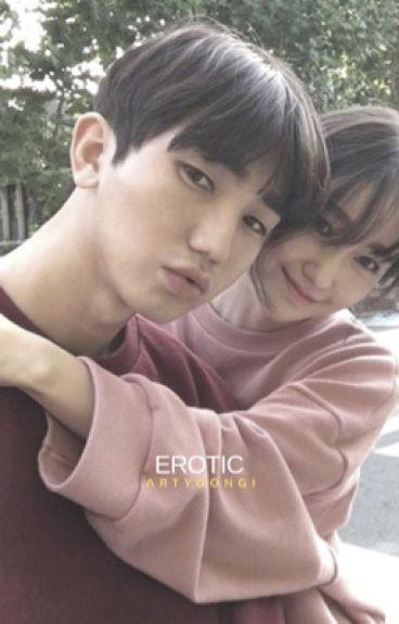 erotic ⚣ taekook