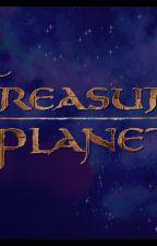 Treasure Planet by StrikerSkyKnight
