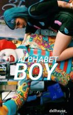 Alphabet Boy. by dxllhxuse_