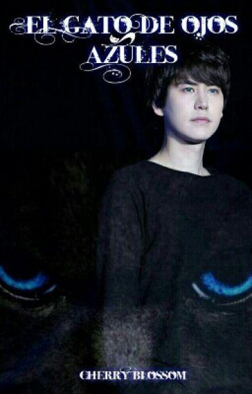 El Gato de Ojos Azules