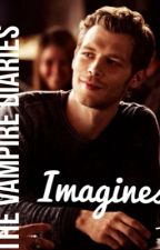 The Vampire Diaries Imagines by meisqueen02