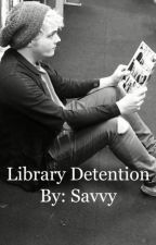 Library Detention by webfun24