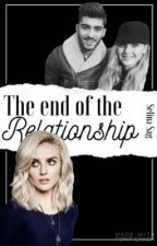 The end of the relationship by SelinaSag