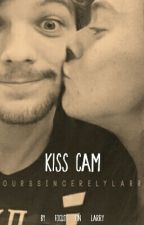 Kiss Cam 《Larry Stylison OS》 by focus-on-larry