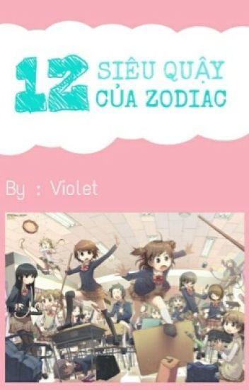 12 siêu quậy của zodiac (Full)