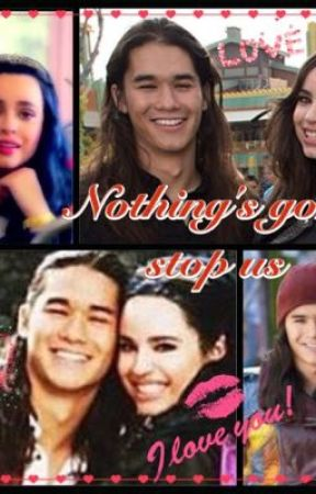 Nothing's gonna stop us (Jevie fanfic) - She's What!?! - Wattpad