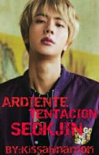 Ardiente Tentación Jin - LEMON- BTS  by kissahinamori