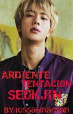 Ardiente Tentación Jin - LEMON- BTS  by kissahinamori