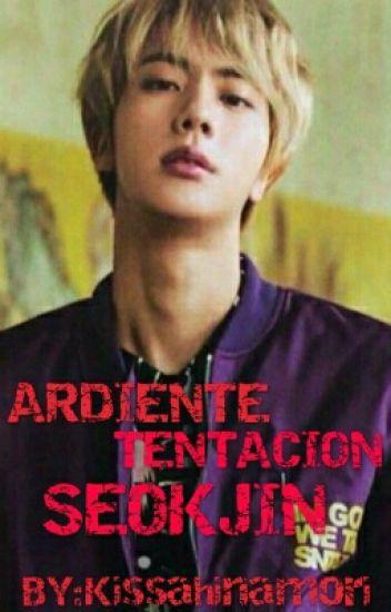 Ardiente Tentación Jin - LEMON- BTS