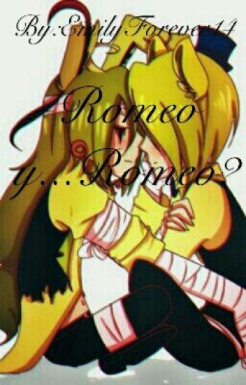 Romeo Y....Romeo? (GoldenTrap) (Yaoi)