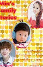 Min Yoongi's Family story by yeonhwa017