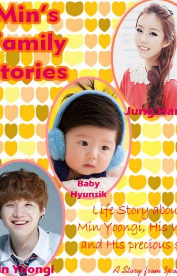 Min Yoongi's Family story