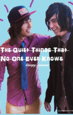 The Quiet Things That No One Ever Knows (kellic) by sleepy_tamara