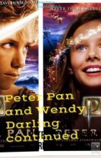 Peter Pan and Wendy Darling continued by XojennythepenquinnXo