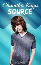 Chandler Riggs Source by MaybeYou-