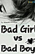 Bad Girl VS Bad Boy by dindadewi271
