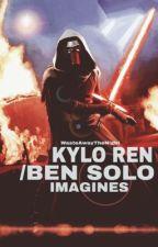 Kylo Ren/Ben Solo imagines by eatmyposey