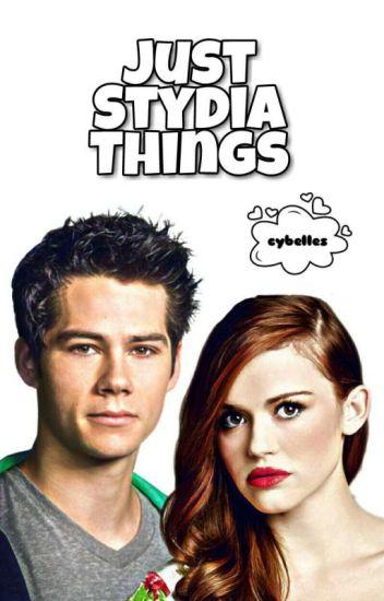 Just Stydia Things.