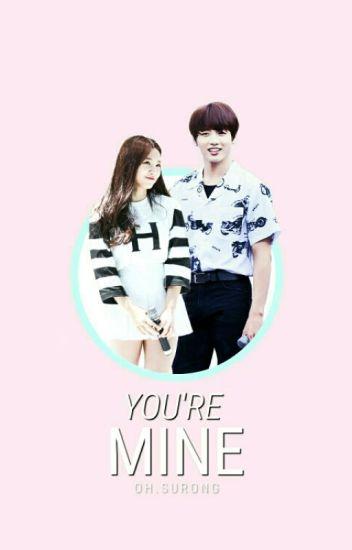 You're mine (Yeri & Jungkook)