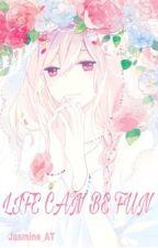 Life Can Be Fun! (Kamigami No Asobi) by Jasmine_AT