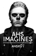 AHS Imagines by xcreepy_moonx