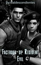 Facebook De Resident Evil by maldescendientes