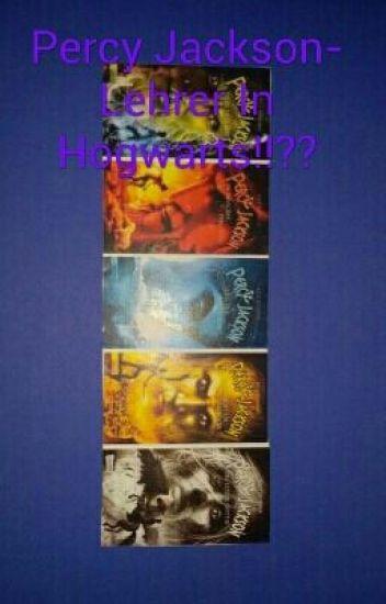 Percy Jackson in Hogwarts FF