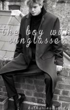 The Boy With Sunglasses by katherineweirdie