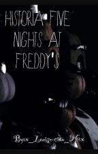 Historia Five Nights At Freddy's by x_Louise-cian_96x
