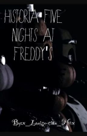 Historia Five Nights At Freddys Wiersz O Five Nights At
