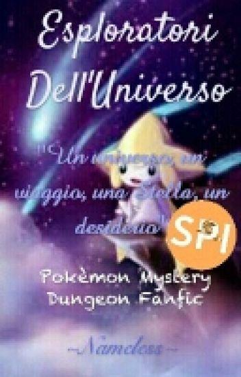 Pokémon Mystery Dungeon: Esploratori Dell'Universo [Libro 2]
