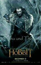 Jéléna und Thorin (Thorin FF ;)) by GwennyLovesMusic