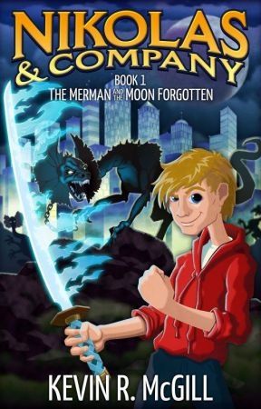 Nikolas and Company Book #1: The Merman and The Moon Forgotten [#Wattys2016] by Kevin_McGill