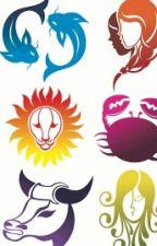 Zodiac Signs by XMidnight_MoonX