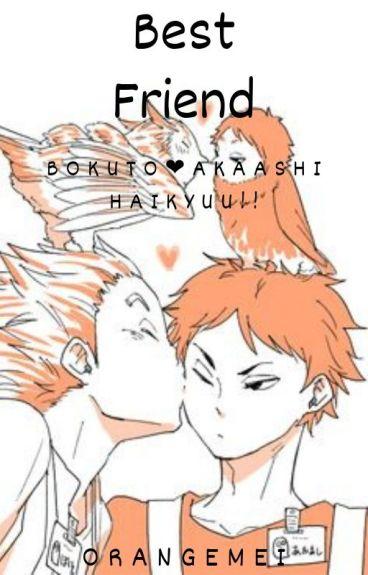 Bokuto x Akasshi BOKUAKA- Best Friend (Haikyuu!!)