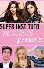 Super Instituto de Héroes y Villanos by monstruocomefruta