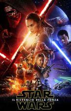 Star Wars VII:Il Risveglio Della Forza by LorenzoMaiorino