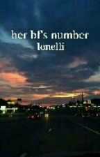 her bf's number; clifford (prequel goal number) ✔ by lonelli