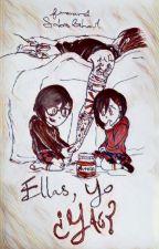 Ellas, Yo... ¿Y Tú? |Frerard|  by SabrisGhoul