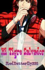 Mi Trigre Salvador// Kagami Taiga by RedButterfly998