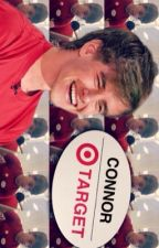 Connor From Target by harmlesstroye