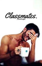 Classmates. by Kawabungaz