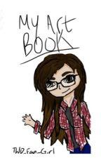 My Art Book :3 by TWD_Fan_Girl