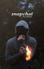 snapchat // o.m by fooosilence