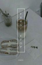 frasi kpop ○ [pausa] by strinjimin
