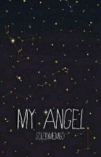 My angel. [Larry] by SoloDimeMilo