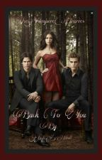 When the bond Breaks....Who Will She choose? aBy E. A. Hall by stelena925