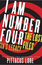 Lost files - Six's Legacy - Lorien Legacies by Timka23CZ