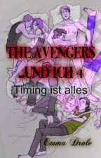 The Avengers...und ich 4 Timing ist alles by EmmaDrole